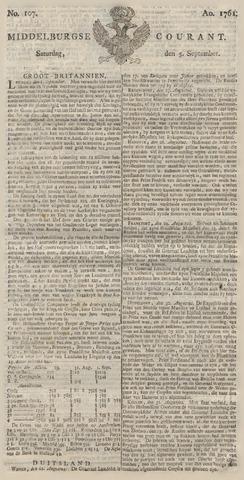 Middelburgsche Courant 1761-09-05