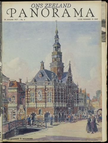 Ons Zeeland / Zeeuwsche editie 1937-01-28