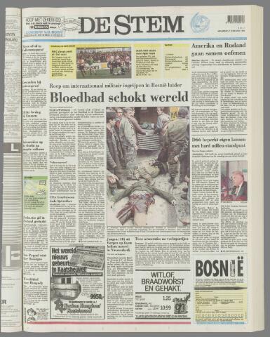 de Stem 1994-02-07