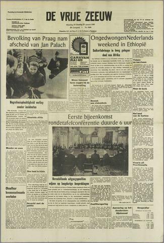 de Vrije Zeeuw 1969-01-27