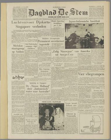 de Stem 1958