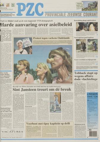 Provinciale Zeeuwse Courant 1998-09-25