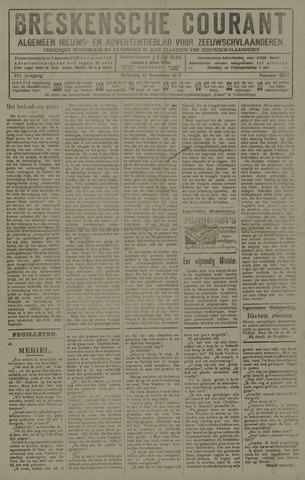 Breskensche Courant 1927-11-12