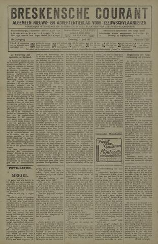 Breskensche Courant 1927-06-11