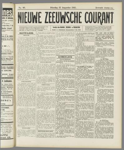 Nieuwe Zeeuwsche Courant 1911-08-22