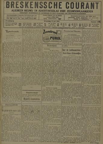Breskensche Courant 1929-07-24