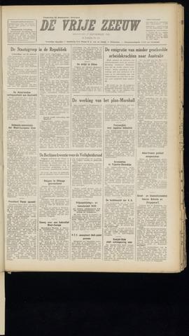 de Vrije Zeeuw 1948-09-27