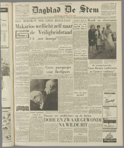 de Stem 1964-02-15
