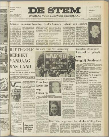 de Stem 1969-07-23
