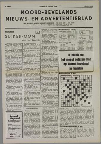 Noord-Bevelands Nieuws- en advertentieblad 1979-08-02