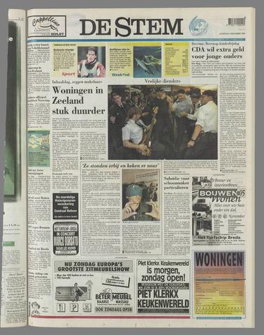 de Stem 1995-11-04
