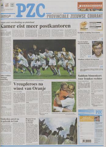 Provinciale Zeeuwse Courant 2004-06-28