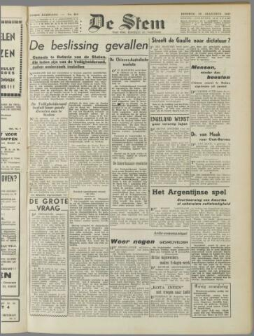 de Stem 1947-08-26