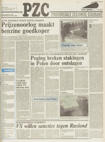 Provinciale Zeeuwse Courant 1981-12-23