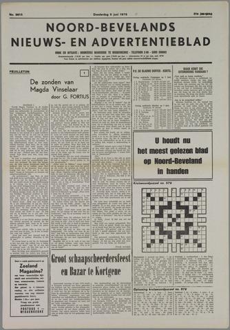 Noord-Bevelands Nieuws- en advertentieblad 1978-06-08