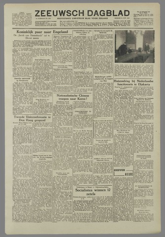Zeeuwsch Dagblad 1950-11-21