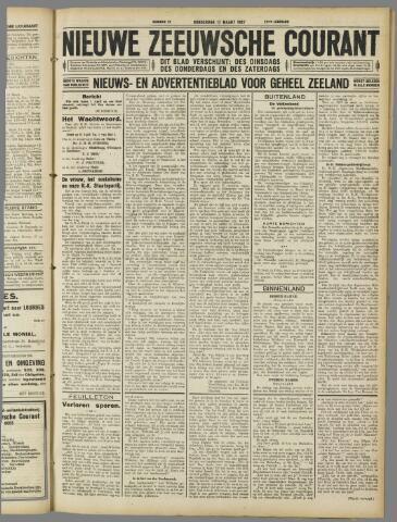 Nieuwe Zeeuwsche Courant 1927-03-17