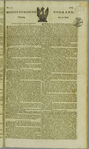 Middelburgsche Courant 1825-06-21