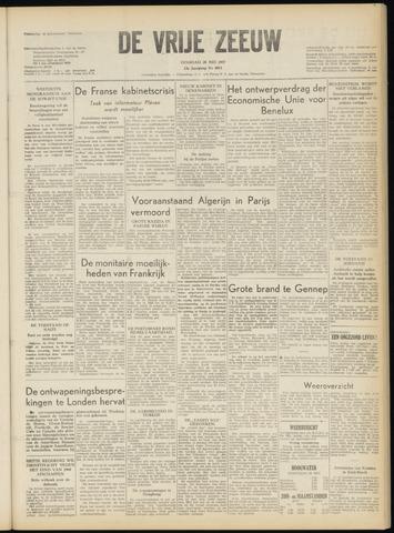 de Vrije Zeeuw 1957-05-28