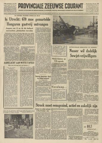 Provinciale Zeeuwse Courant 1956-11-15