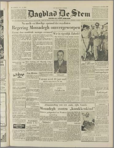 de Stem 1953-08-20