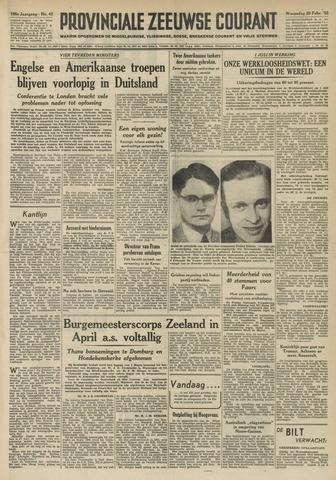 Provinciale Zeeuwse Courant 1952-02-20