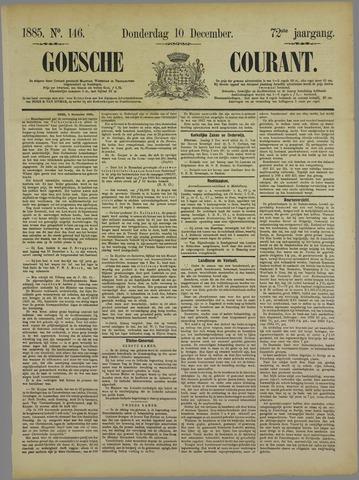 Goessche Courant 1885-12-10