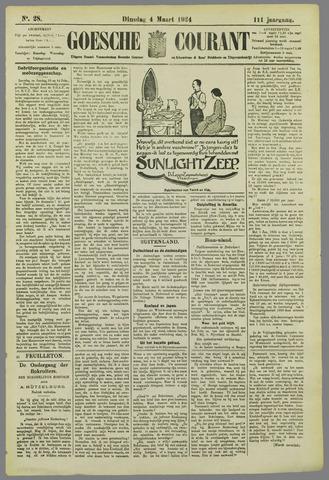 Goessche Courant 1924-03-04