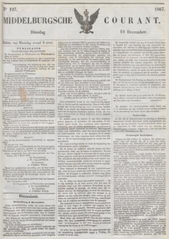 Middelburgsche Courant 1867-12-10