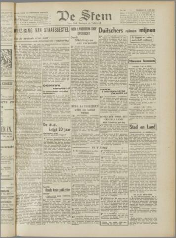 de Stem 1945-06-22
