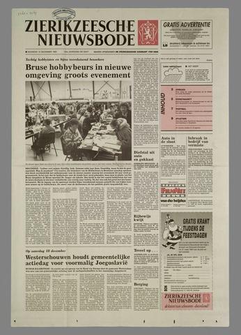 Zierikzeesche Nieuwsbode 1993-12-13