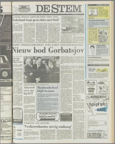 de Stem 1987-04-11