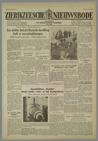 Zierikzeesche Nieuwsbode 1958-08-11