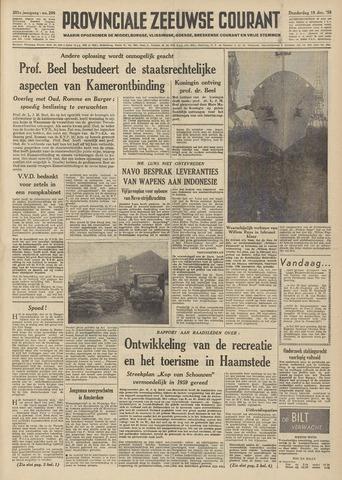 Provinciale Zeeuwse Courant 1958-12-18