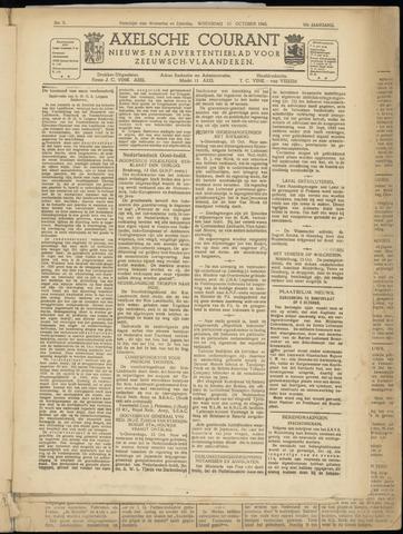 Axelsche Courant 1945-10-17