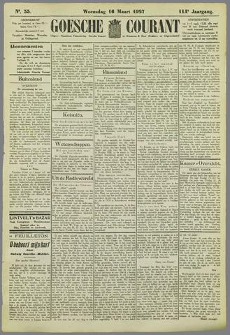 Goessche Courant 1927-03-16