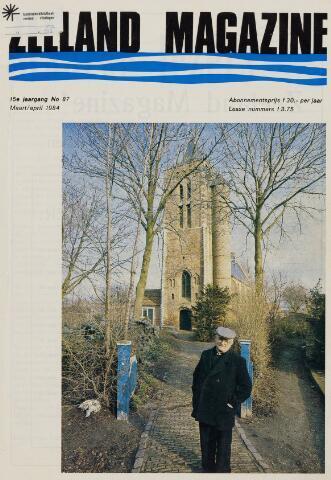 Zeeland Magazine / Veerse Meer Gids 1984-03-01