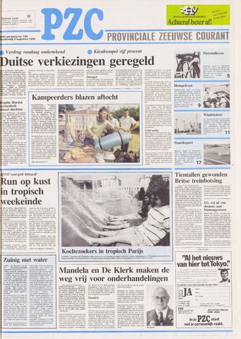 Provinciale Zeeuwse Courant 1990-08-02
