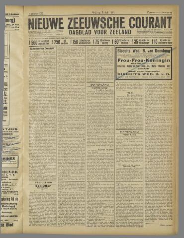 Nieuwe Zeeuwsche Courant 1921-07-08