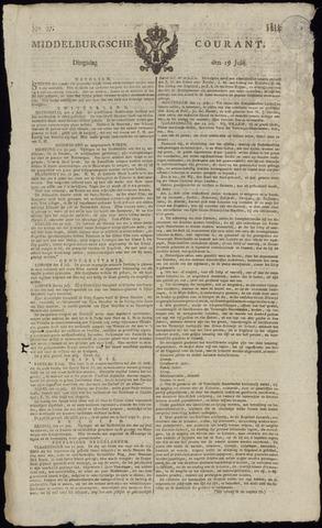 Middelburgsche Courant 1814-07-19