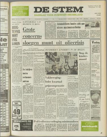 de Stem 1974-02-07