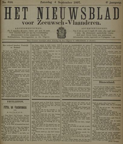 Nieuwsblad voor Zeeuwsch-Vlaanderen 1897-09-04