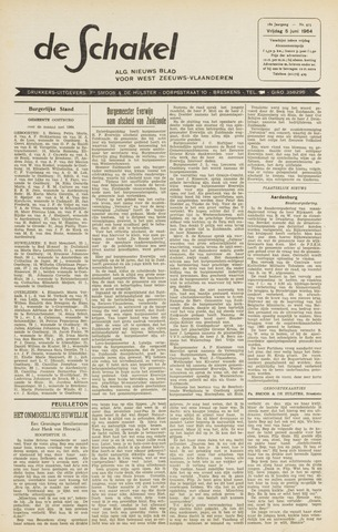 De Schakel 1964-06-05
