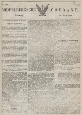 Middelburgsche Courant 1866-11-24