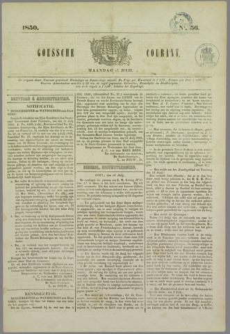 Goessche Courant 1850-07-15
