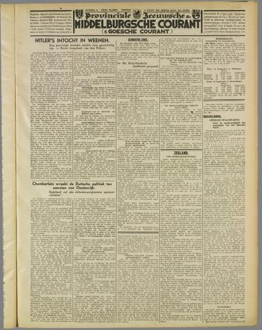 Middelburgsche Courant 1938-03-15