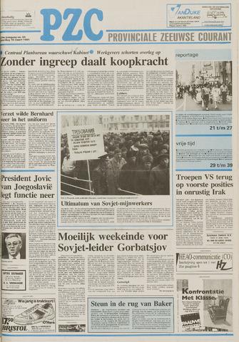 Provinciale Zeeuwse Courant 1991-03-16