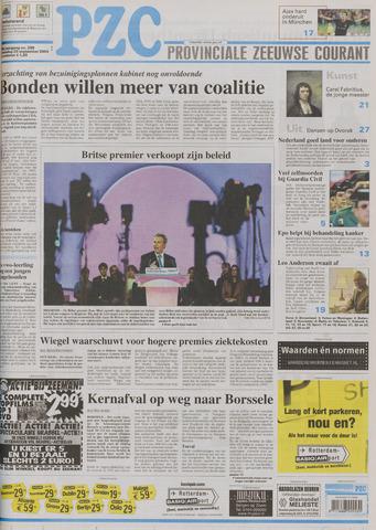 Provinciale Zeeuwse Courant 2004-09-29