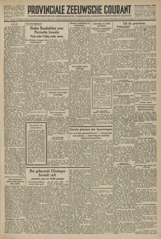 Provinciale Zeeuwse Courant 1946-01-30