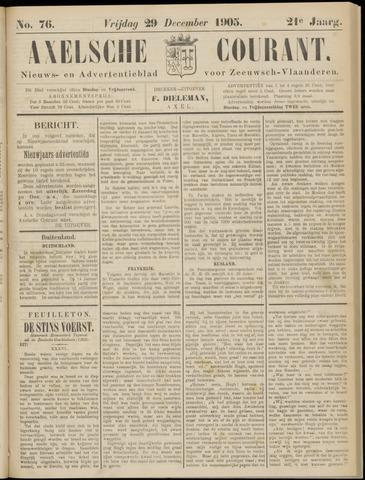 Axelsche Courant 1905-12-29